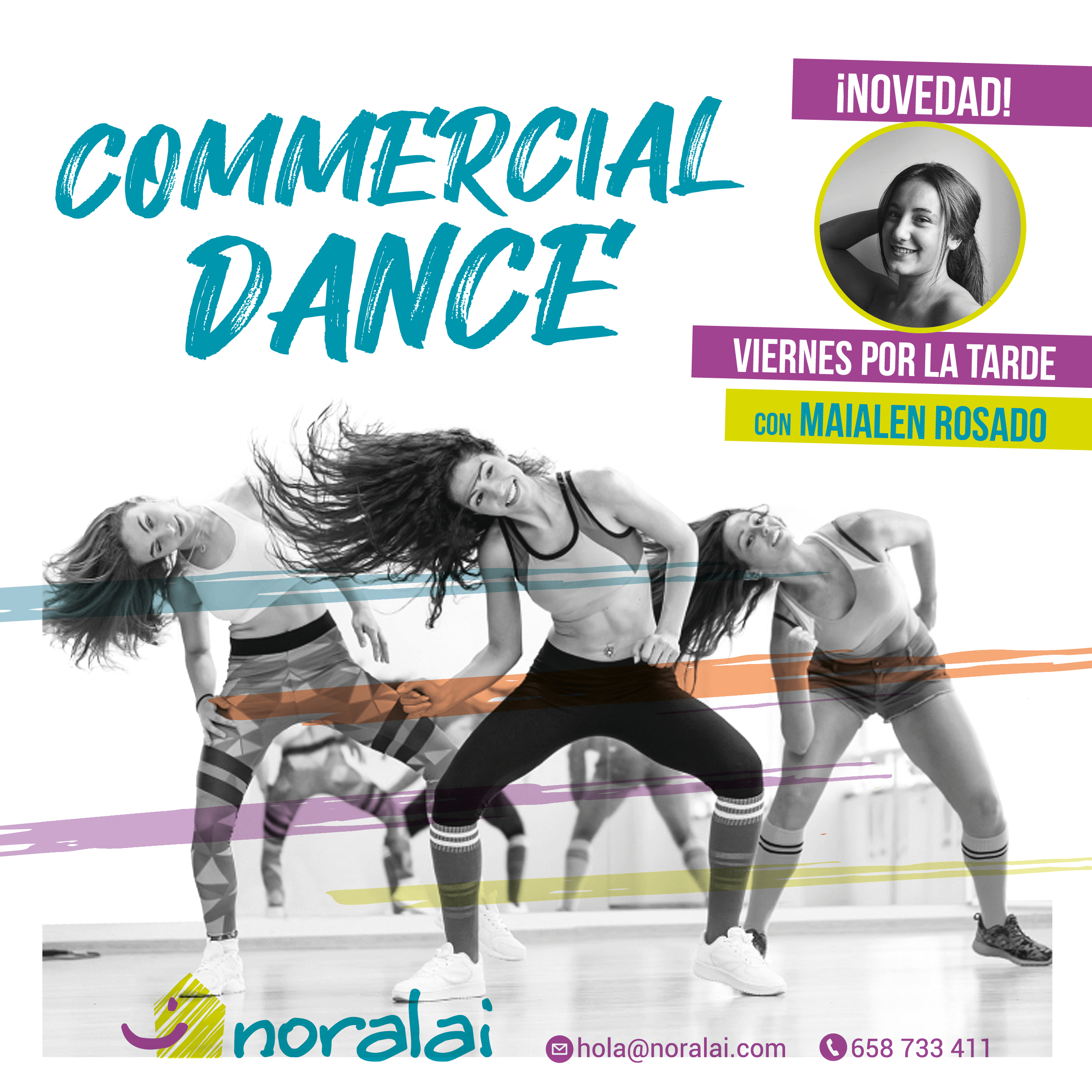 COMMERCIAL DANCE
